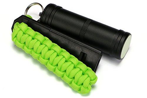 polymath-products-ucsk-kit-de-survie-compact-vert-fluorescent