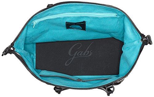 GABS - G3, Borsa a mano Donna Bianco (White)