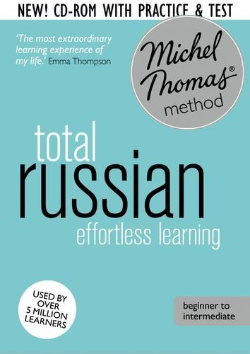 Total Russian: Revised (Learn Russian with the Michel Thomas Method) (Hodder Education Publication): Written by Natasha Bershadski, 2014 Edition, (Unabridged) Publisher: Teach Yourself [Audio CD]