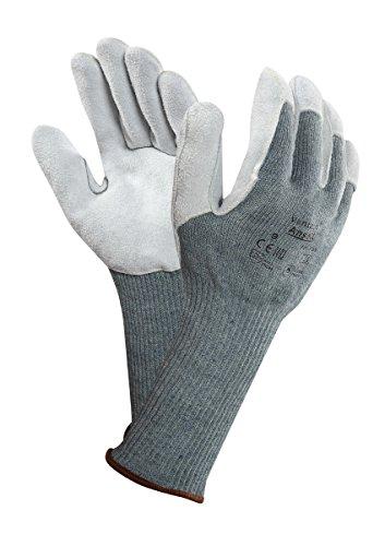 Ansell Vantage 70-766 Gants de protection contre les coupures, protection mécanique, Gris, Taille 11 (Sachet de 12 paires)