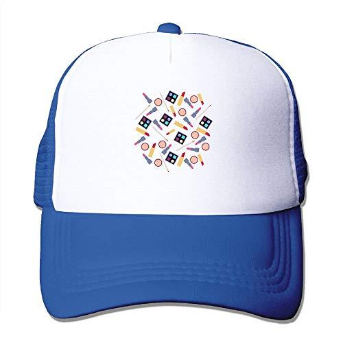 Sports Baseball Caps Makeup Tools Adjustable Trucker Sun Hats for Running Outdoor makeup brush bag Baseball-cap-tool