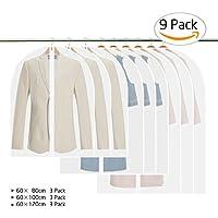 10 x ropa saco Ropa de protecci/ón para almacenamiento 100 x 60 cm AP24