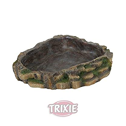 Trixie 76180 Reptile water and food bowl 1