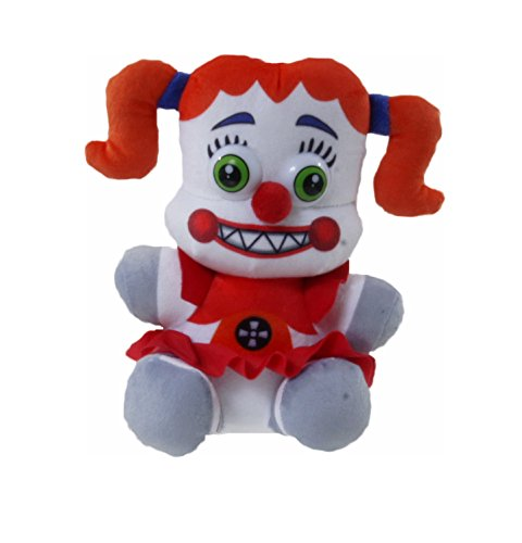 Five Nights At Freddys - Circus Baby Plush - New - 25cm 10""