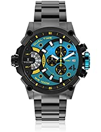 Timecode Reloj de cuarzo Man Tc-1003-06 Antracita 46 mm