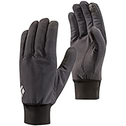Black Diamond - Lightweight Softshell, Color Smoke, Talla L