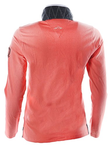 HV Polo Damen Poloshirt Emmi Orange