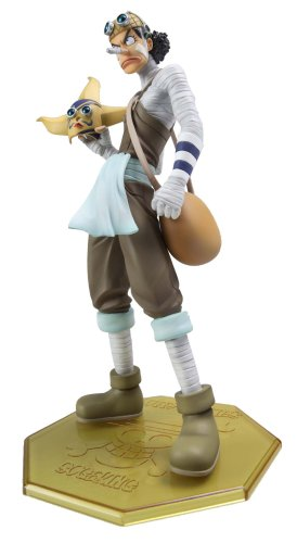 One Piece Figuras Sogeking/Usopp 22 cm 2