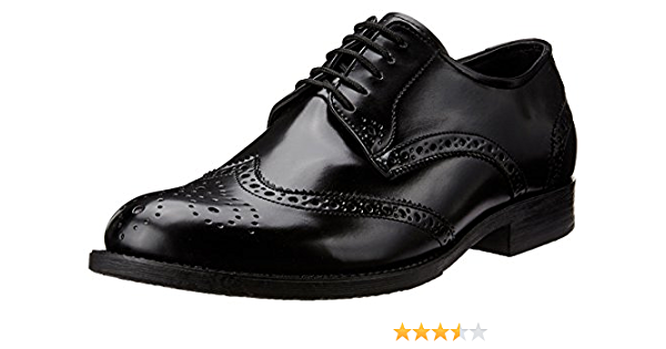 Black Formal Shoes - 6.5 UK/India