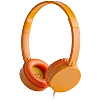 Energy Headphones Colors Tangerine (ultra-légers et câble pour prévenir des noeuds