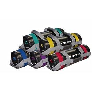 toorx force bag 20 kg nero-viola