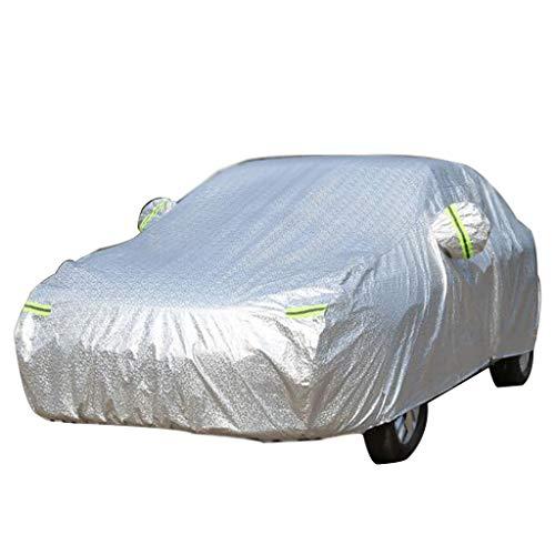YY&W Mercedes-Benz S-Klasse Autoabdeckung Sonnenschutzdämmung S320L / S350L / S320L / S350L / S400L / S500L (größe : S350L)