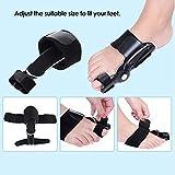Q3 Adjustable Big Toe Corrector Braces Protector Bunion Splint Correction Hallux Valgus Straightener Foot Pain Relief Orthopedic