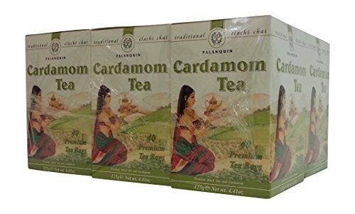 Palanquin Caramom Tea 5 Pack -5 x 125g