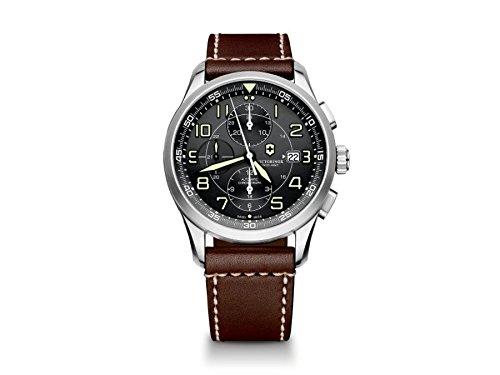 Victorinox reloj hombre Timeless Airboss Mechanical cronógrafo automática 241597