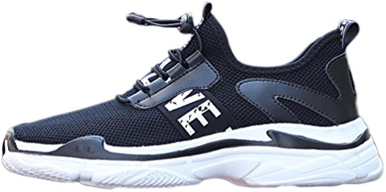 LFEU Zapatillas de Running de Malla Hombre