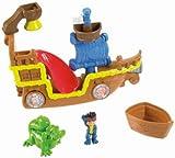 Jake and The Never Land Pirates Splashin Bucky Bath Toy