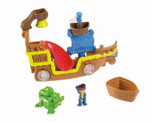 Mattel Fisher-Price X4987 - Jake und die Nimmerland Piraten Wasserspaß ()