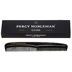 Peine de pelo para hombres de Percy Nobleman