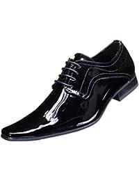 Reservoir Shoes - Chaussure Derbies Ito Black Patent