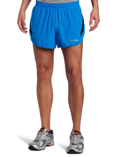 Saucony Inferno Split Laufen Sackartige Shorts - X - Gross (Saucony-shorts)