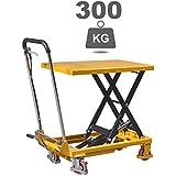 Table élévatrice manuelle Falconlift standard 300 kg