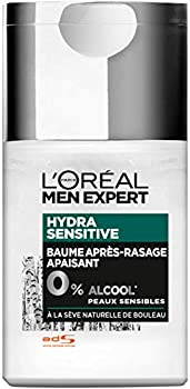 L'Oréal Men Expert Hydra Sensitive Soin Après-Rasage Hydratant Peau Sensible 125 ml