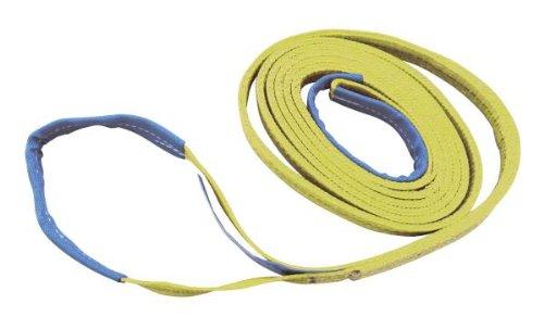 Kerbl 37634 Hebeband, Tragfähigkeit 3t / 6t, 2-lagig, 4 m, 9 cm breit