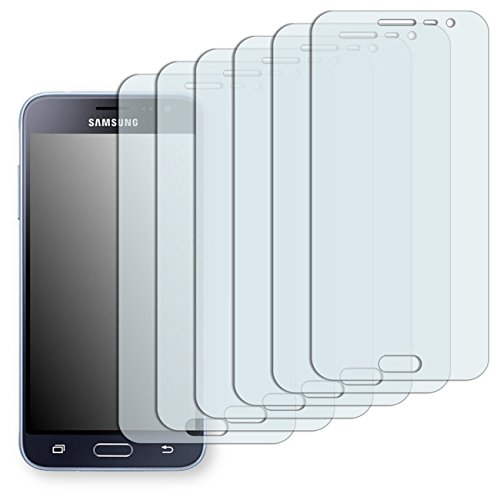 Samsung Galaxy J3 (2016) Duos protection d'écran - 6x Golebo Crystal pour Samsung Galaxy J3 (2016) Duos
