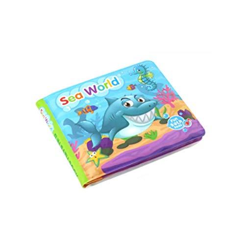 Nicolarisin Baby Bath Book