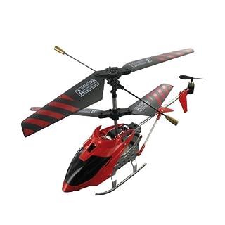 BeeWi BBZ351-A6 Bluetooth Controlled Hubschrauber rot