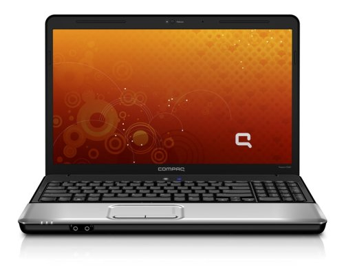 Compaq Presario CQ60-107 15.6-inch Laptop, AMD Sempron, 1GB RAM, 120GB HDD, NVIDIA GeForce 8200M