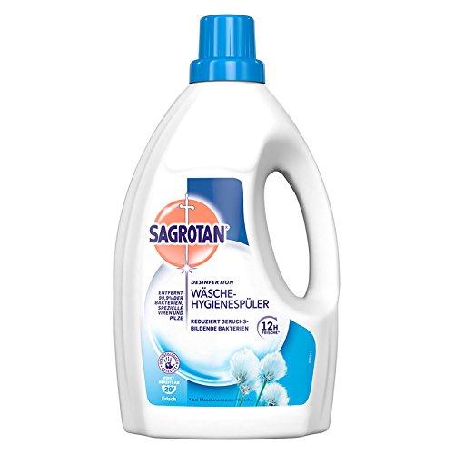 Sagrotan Wäsche Hygienespüler 1,5l Waschmaschine Waschmittel Reinigungsmittel Desinfektion