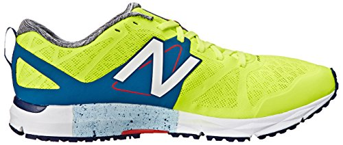 New Balance M1500 D, Chaussures de running entrainement homme Jaune (yb Yellow/blue)