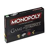 ROSEEH Monopoly Juego De Tronos Reunirse Juego De Mesa Juguete