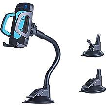 Muvercon KFZ Auto Handy Smartphone Universal Premium Halterung (blue)