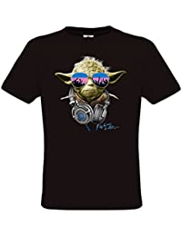 Ethno Designs Fun - Music be with you - Streetwear et Fun T-Shirt pour Hommes - regular fit