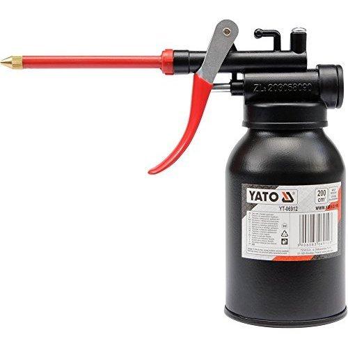 Yato YT-06912-Öl-Sprühflasche, 200ml, mit beweglicher Düse