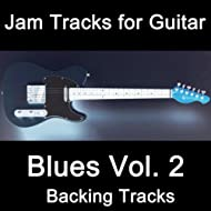 Jam Tracks for Guitar: Blues, Vol.2 (Backing Tracks)