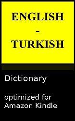 English - Turkish Reader's Dictionary (English Edition)