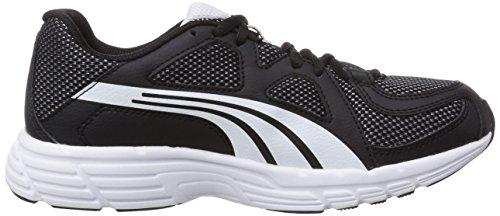 Puma - Scarpe da ginnastica Axis v3 Mesh, Unisex - adulto Nero (Schwarz (black-white 01))