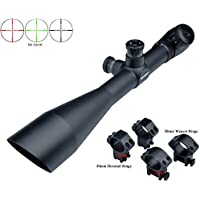 Eagle Eye Saxon Rifle Scope 4-16x50 (30mm) Rouge Vert Mil Dot 67ea492f36aa