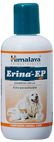 Himalaya Erina-EP Shampoo 200 ml Ecto-Parasiticidal