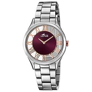 Lotus Trendy 18395/5 Reloj de Pulsera para mujeres Momento Estelar de Diseño