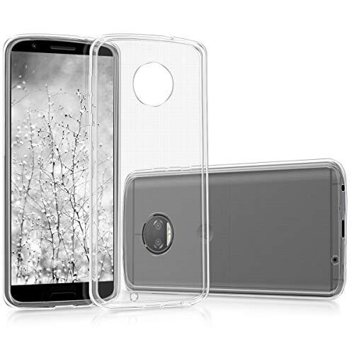 kwmobile Motorola Moto G6 Hülle - Handyhülle für Motorola Moto G6 - Handy Case in Transparent