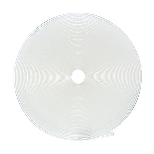 4mm Durchmesser Klar Polyolefin Warmschrumpfschlauch Schlauch 8M 26.2Ft