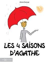 Les quatre saisons d\'Agathe par Albane Devouge