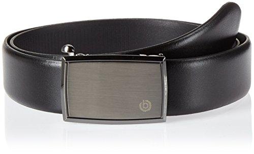 Bugatti Herren Gürtel 37600 R-0788, (Schwarz 5), 105