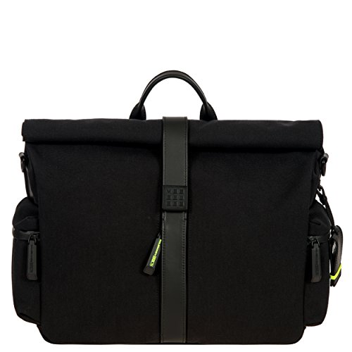 Price comparison product image Bric's Moleskine Rolltop Messenger black