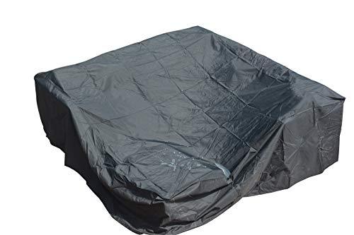 Direkter Geflecht 230x 230x 70cm groß wasserdicht Outdoor Regen Schutzhülle für Rattan Cube Gartenmöbel -